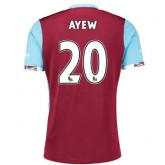 Maillot West Ham Andre Ayew Domicile 2016/2017
