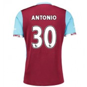 Maillot de West Ham United Michail Antonio Domicile 2016/2017
