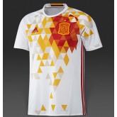 2ème Maillot Espagne Coupe D'Europe 2015/2016 Magasin De Sortie