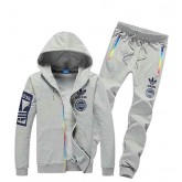 Adidas Kit Sport - Gris/Bleu Soldes Marseille