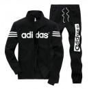 Adidas Kit Sport - Noir 2 Soldes Avignon