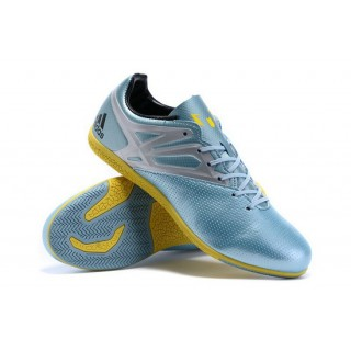 Adidas Messi 15.4 Ic Boots - Bleu-Vert Nouveau