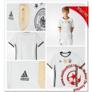 Allemagne Maillot Foot Enfant Kits Domicile Coupe Euro 2016