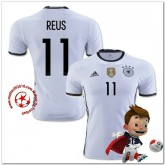 Allemagne Maillot Foot Reus Domicile Coupe Euro 2016