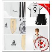 Allemagne Maillot Schurrle Enfant Kits Domicile Coupe Euro 2016