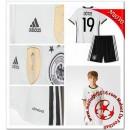 Allemagne Maillots De Foot Gotze Enfant Kits Domicile Coupe Euro 2016