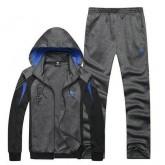 Kit Sport Adidas - Gris Foncé/Noir Magasin Lyon