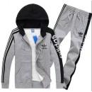 Kit Sport Adidas - Gris Fr