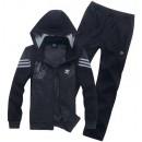 Kit Sport Adidas - Noir France Soldes