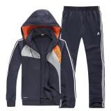 Kit Sport Adidas - Noir/Orange Paris