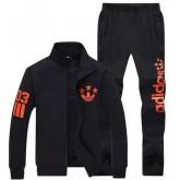 Kit Sport Adidas - Noir/Rouge Prix France