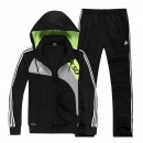 Kit Sport Adidas - Noir/Vert France