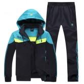 Kit Sport Adidas - Vert/Noir En Solde