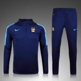 Kit Training De Manchester City 2015/2016 - 3 France Site Officiel