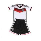 Maillot Allemagne Enfant Coupe Du Monde 2014 Domicile Rabais Paris