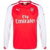 Maillot Arsenal Manches Longue 2015/16 Domicile France Site Officiel