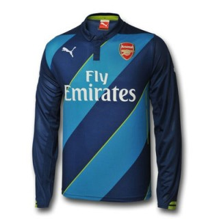 Maillot Arsenal Manches Longue 2015/16 Third Pas Cher Provence