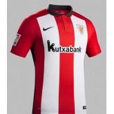 Maillot Athletic Bilbao 2016 Domicile Vente Privee