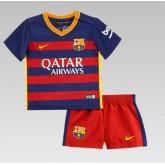 Maillot Barcelone Enfant Domicile 15-16 Faire Une Remise