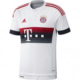 Maillot Bayern Munich 2016 Extérieur Faire Une Remise