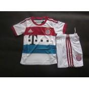 Maillot Bayern Munich Enfant 2015/16 Extérieur Escompte