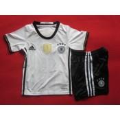 Maillot D'Allemagne Uefa Champions League 2016 Enfant Domicile Escompte