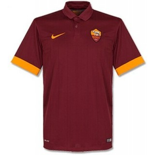 Maillot De As Roma 2015/16 - Domicile Fr