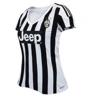 Maillot De Foot Juventus 2016 Domicile - Femme Site Francais