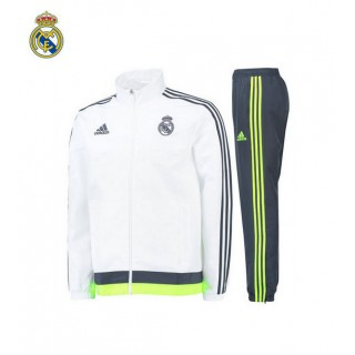Maillot Entrainement Real Madrid 2015/2016 - 02 Fashion Show