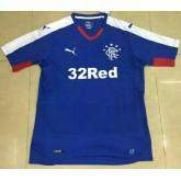 Maillot Glasgow Rangers 2016 Domicile Site Officiel
