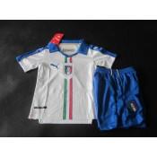 Maillot Italie D'Euro  2016 - Exterieur Enfant Magasin Paris