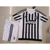 Maillot Juventus Enfant Domicile 15-16 Vendre ? Des Prix Bas