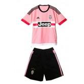 Maillot Juventus Enfant  Extérieur 15-16 Vente Privee
