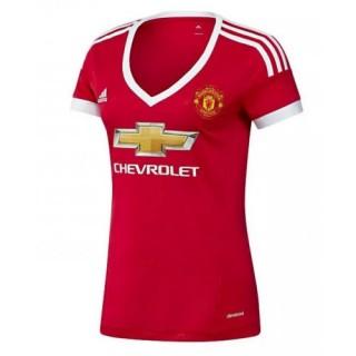 Maillot Manchester United 2016 Domicile - Femme En Solde