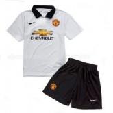 Maillot Manchester United Enfant 2015/16 Exterieur Hot Sale