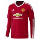 Maillot Manchester United Manches Longue 2016 Domicile Code Promo