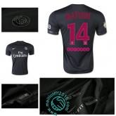 Maillot (Matuidi 14) Paris Saint Germain 2015-16 Troisième