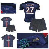 Maillot (Pastore 27) Paris Saint Germain Enfant Kits 2015/2016 Domicile