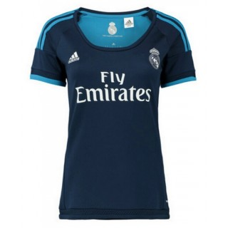 Maillot Real Madrid 2016 Third  - Femme Shop France