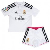 Maillot Real Madrid Enfant 2015/16 Domicile Réduction
