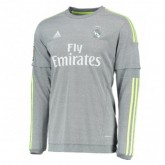 Maillot Real Madrid Manches Longue 2016 Extérieur Provence