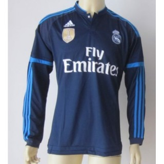 Maillot Real Madrid Manches Longue 2016 Third Marseille
