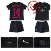 Maillots De Foot Psg Matuidi Enfant Kits Troisième 2015/2016