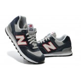 New Balance 574 Bleu Shop France