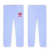 """Pantalon De Survêtement Bleu - Rouge """"Adidas"""" Logo Rabais En Ligne"""