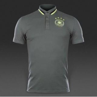 Polo D'Allemagne Uefa Champions League 2016 - Gris France Métropolitaine