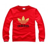 Pull Rouge Adidas  Nice