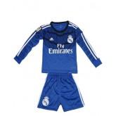 Real Madrid Enfant Gardien De But Manches Longue 2015/16 Soldes France