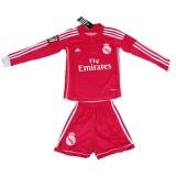 Real Madrid Enfant Manches Longue 2015/16 Exterieur Soldes Paris
