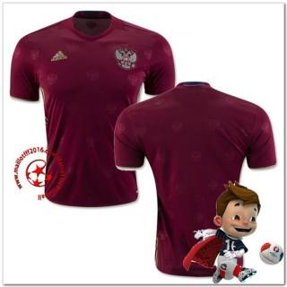 Russie Maillots De Foot Domicile Coupe Euro 2016